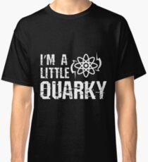 Quark physics Classic T-Shirt