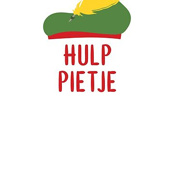 Hulp Pietje Hulp Piet Sinterklaas St Nicholas Sint by cl0thespin