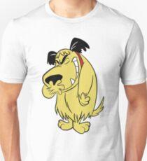 Lachender Muttley Slim Fit T-Shirt