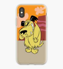 Laughing Muttley iPhone Case