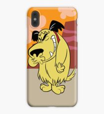 Laughing Muttley iPhone XS Max Case