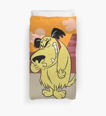 Laughing Muttley Duvet Cover