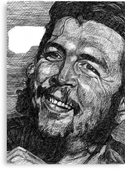 Che Guevera by Tony Sturtevant