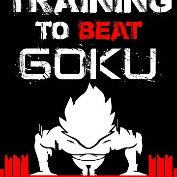 DBZ: Training to Beat GOKU | Low Cost Anime Merchandise by Qrio