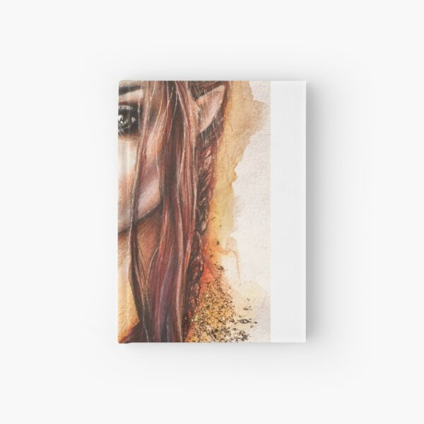 Autumn Goddess Hardcover Journal