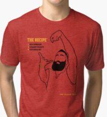 The Recipe  Tri-blend T-Shirt
