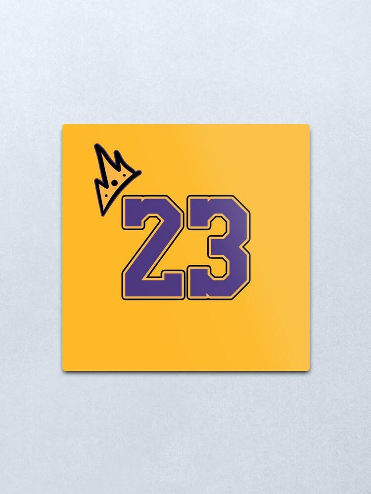 King 23 LeBron James\