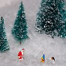 Santas Special Visit 2 by Steve Purnell