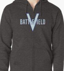 Battlefield V Zipped Hoodie
