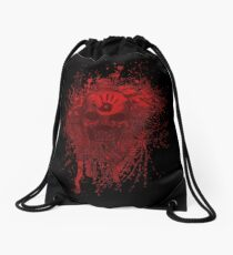 Dark Brotherhood Drawstring Bag