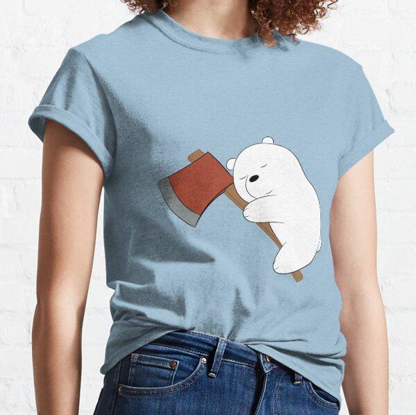 ours de glace T-shirt classique