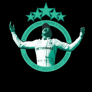 Lewis 5 Times Champ by indigowhisky