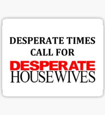 Desperate Housewives Sticker