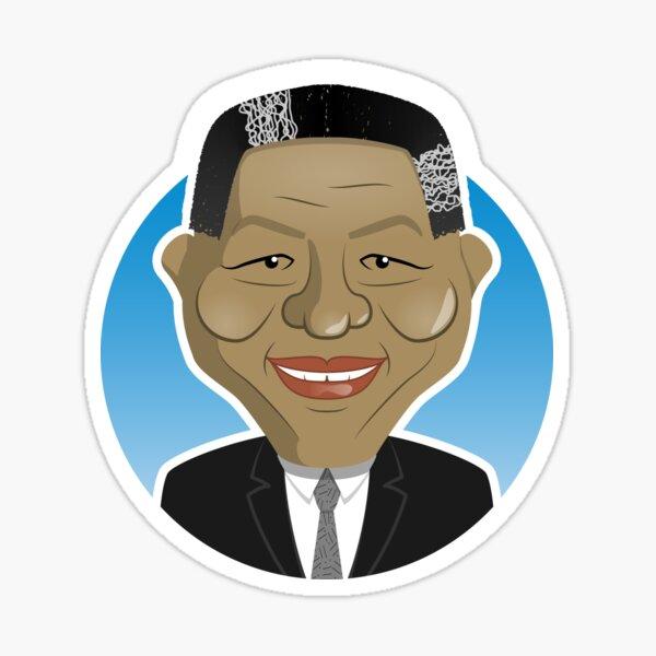 Nelson Mandela Sticker