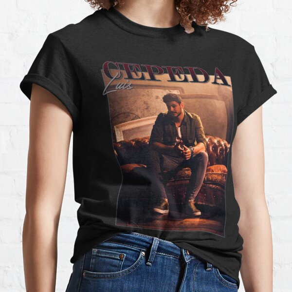 CEPEDA Camiseta clásica