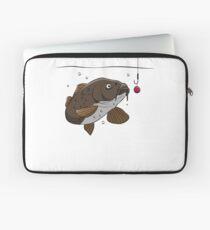 Carp mirror carp shed carp grass carp fishing angler gift boilie Laptop Sleeve