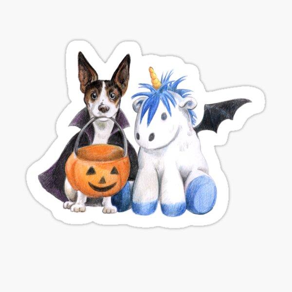 Happy Halloween Sticker