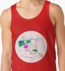 Auf zum Strand, Kinder! - ¡Vamos a la playa, niños!  -  Let´s Go to the Beach, Kids! Camiseta de tirantes