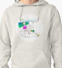 Auf zum Strand, Kinder! - ¡Vamos a la playa, niños!  -  Let´s Go to the Beach, Kids! Sudadera con capucha