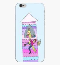 Rapunzel. Merde. iPhone Case