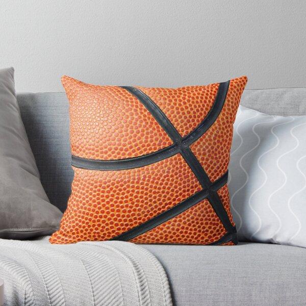 Basketball Throw Pillow Throw Pillow