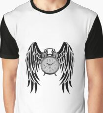 Time is flying! Graphic T-Shirt