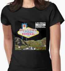 Donegal Women's Fitted T-Shirt