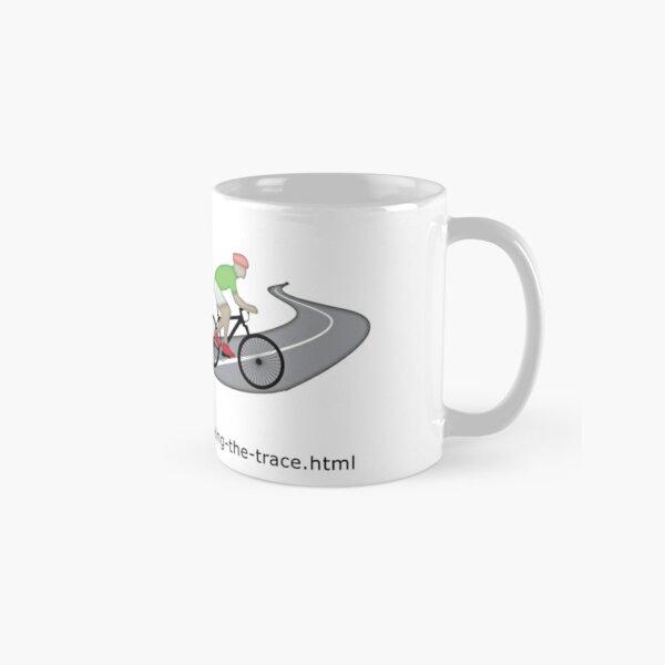 I Bicycled the Natchez Trace Parkway - mug. Classic Mug