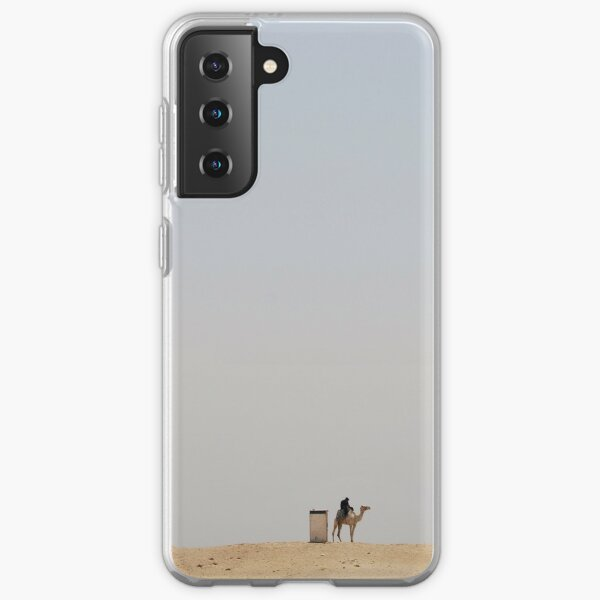 Desert vastness Samsung Galaxy Soft Case