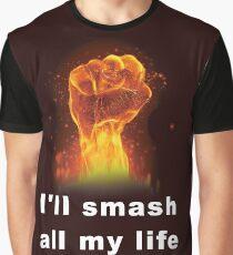Herausforderungshindernisse T-Shirt, Lebenschwierigkeiten Grafik T-Shirt