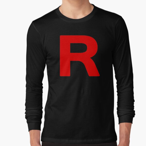 Team Rocket T-shirt manches longues