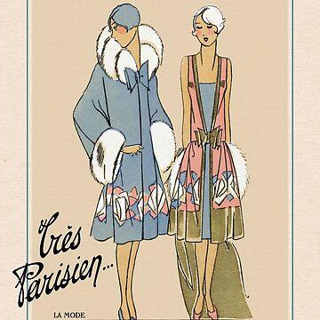 Trés Parisienne 2 by HeritageScrap