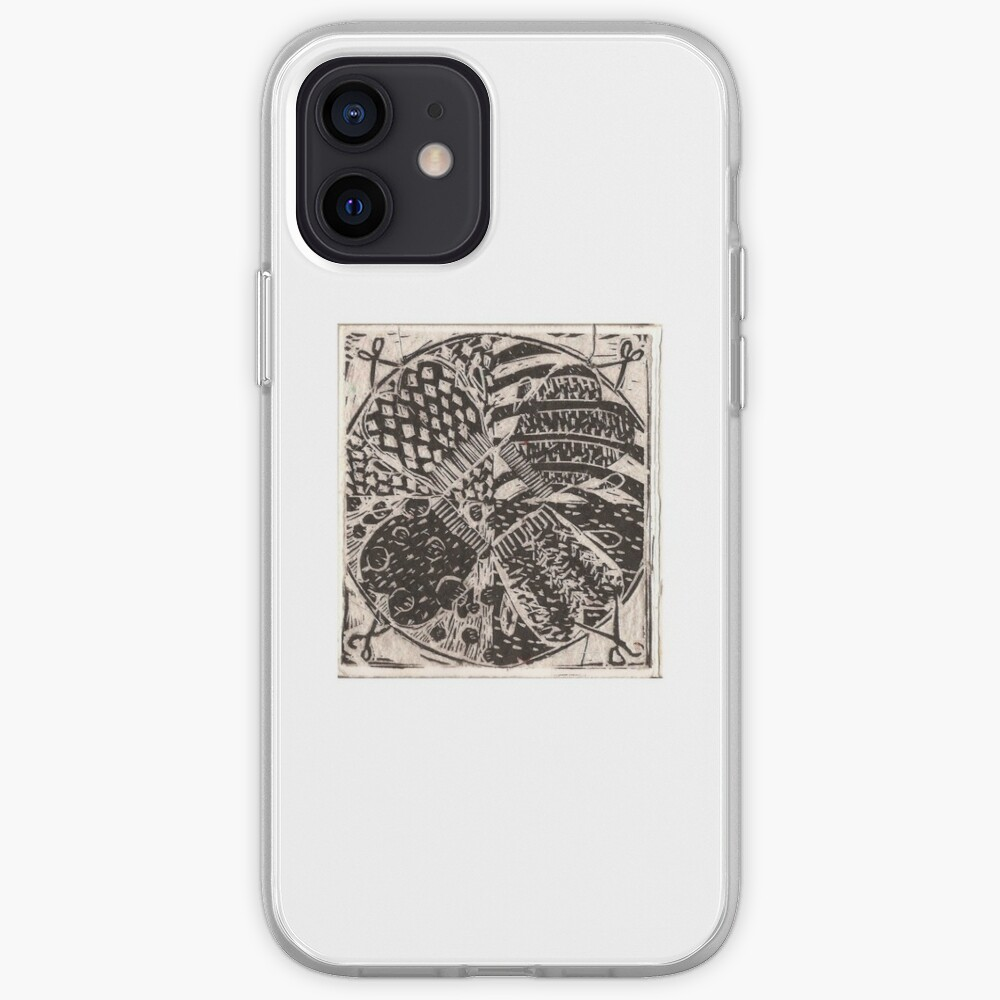 Mitten Mandala iPhone Case & Cover