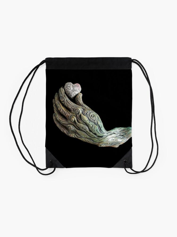 Alternate view of Tenderly Drawstring Bag
