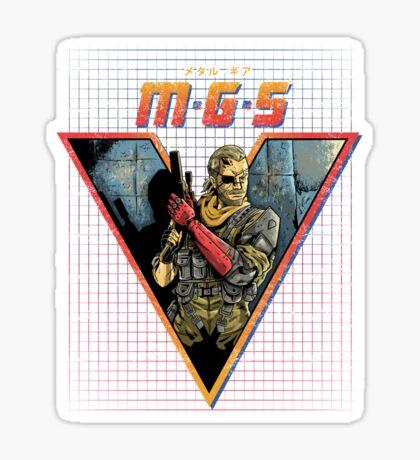 MGS V Sticker
