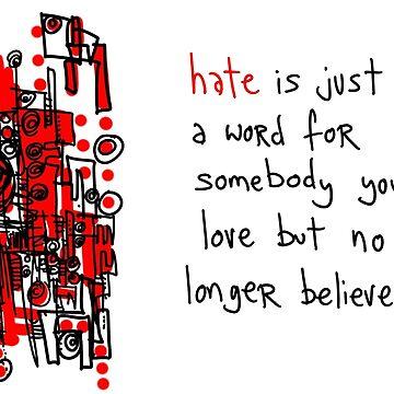 Hass ist Liebe von lucata
