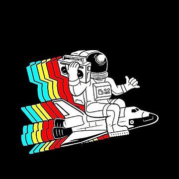 Astronaut von lucata