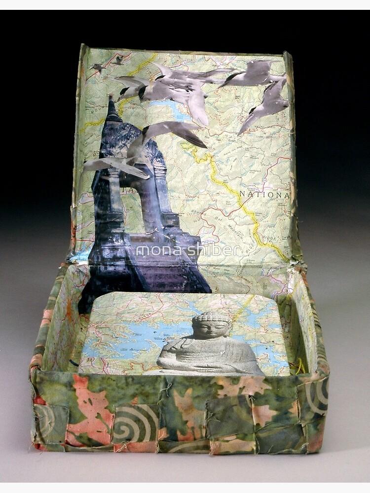 Traveling Within by MonaShiber