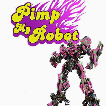 Pimp my robot by kurdapyu