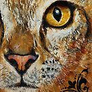 Egyptian Mau by Michael Creese