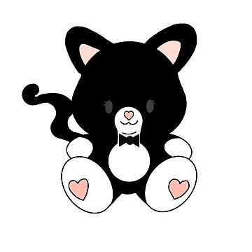 Fancy Kitty by TrotLOeilArt