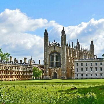 Cambridge Kings College Chapel by grmahyde