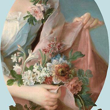 Floral de LaurenTheLyon