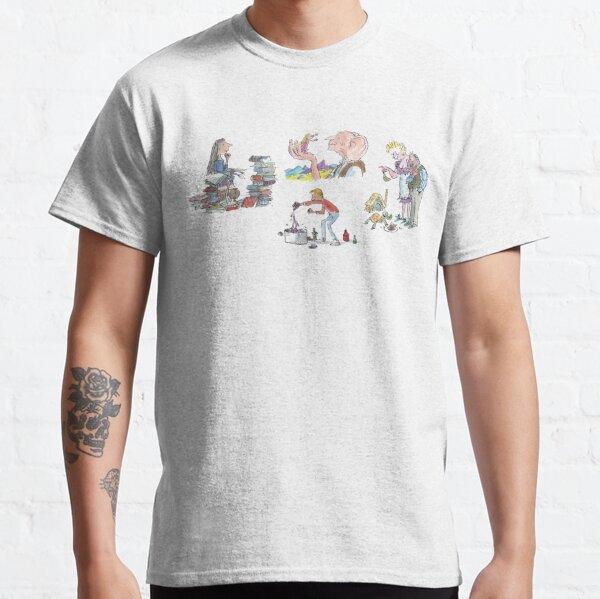 Roald Dahl Classic T-Shirt