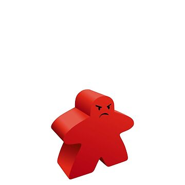 Grumpy Meeple by Mike-Brodu