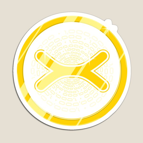 Gold GameXplain Logo -  Thanks to One Million Subscribers! Magnet
