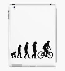 EVOLUTION CYCLE iPad Case/Skin