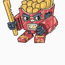 Frynator Bot by Nate Bear