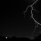 Lightning Crashes by SD Smart
