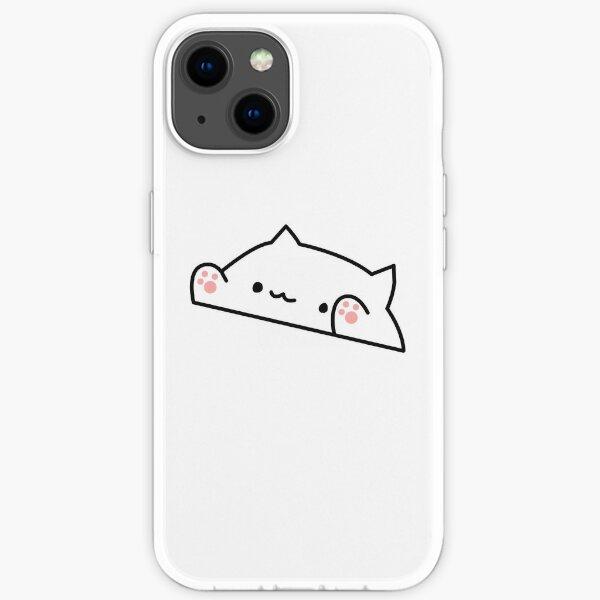 Bongo Cat Normal iPhone Case  iPhone Soft Case